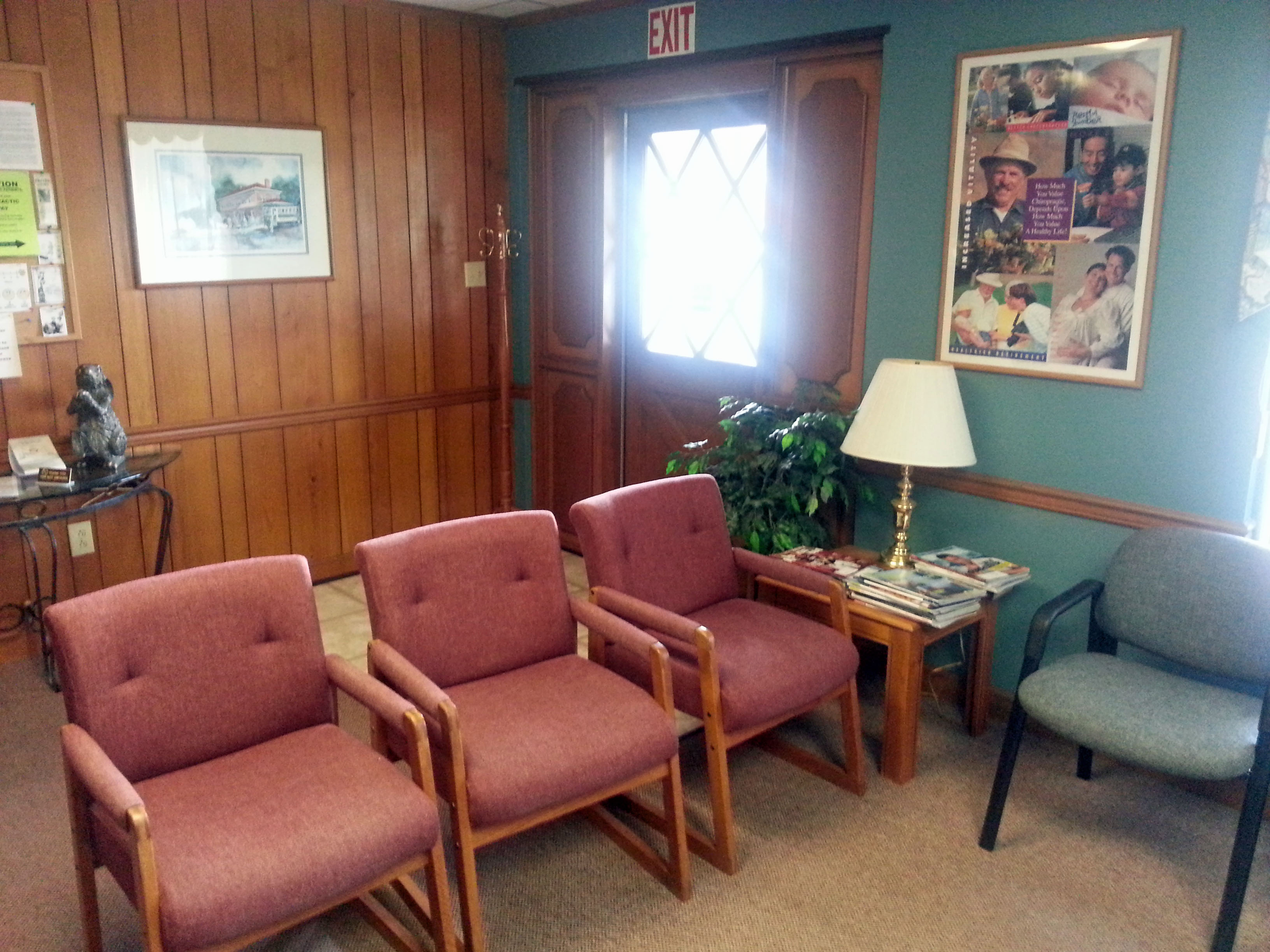contact us chiropractic and laser center office flag office chairs